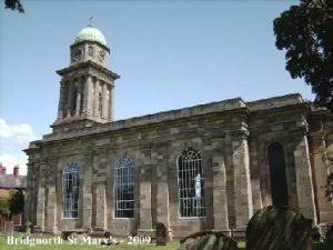 Bridgnorth St Mary Magdalene