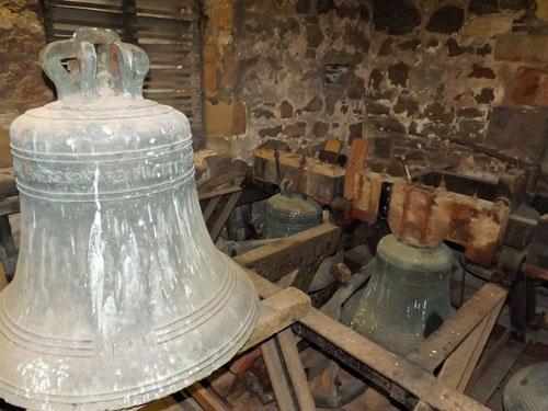Eastnor bells rehang project