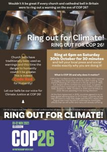 ring out for climate
